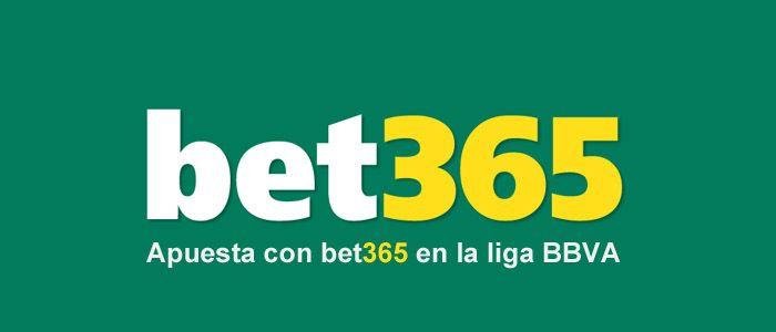 Apuesta con bet365 en la liga BBVA