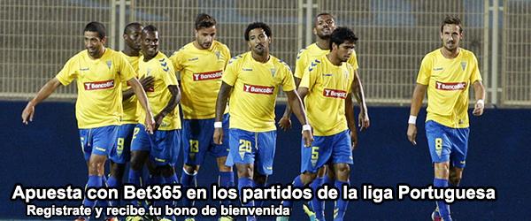 Apuesta con Bet365 en los partidos de la liga Portuguesa