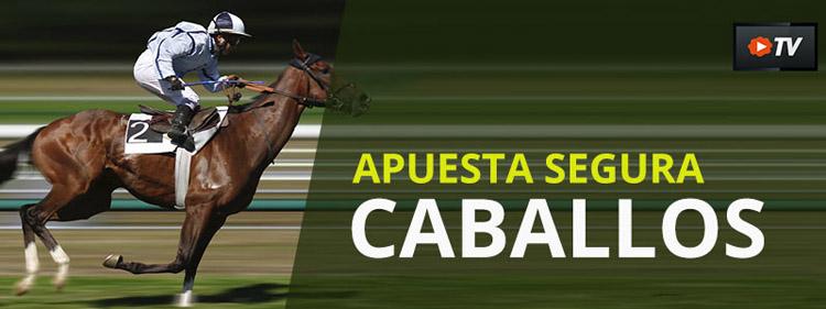 Nueva promoción de Luckia: Apuesta segura de caballos