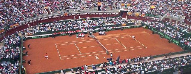 Apostar en las semifinales de la Copa Davis