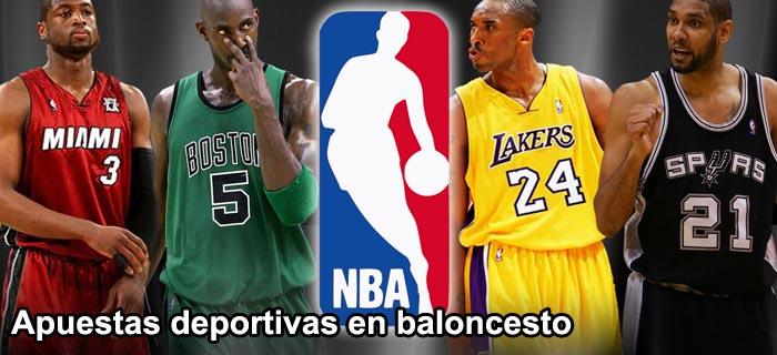 Apuestas deportivas en baloncesto