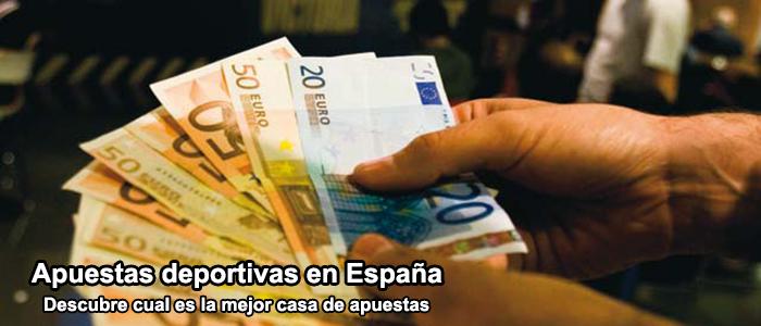 Apuestas deportivas en España