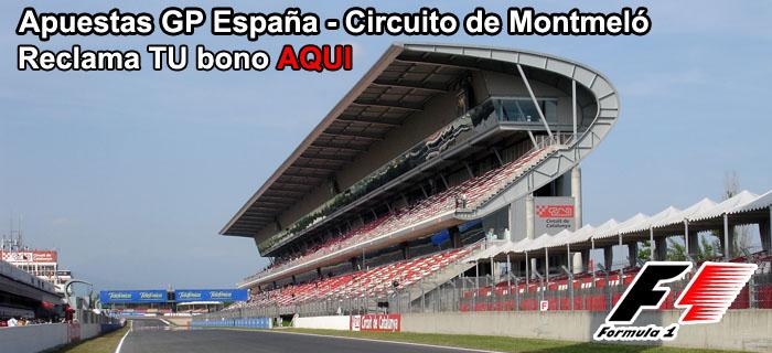Apuestas GP España - Circuito de Montmeló