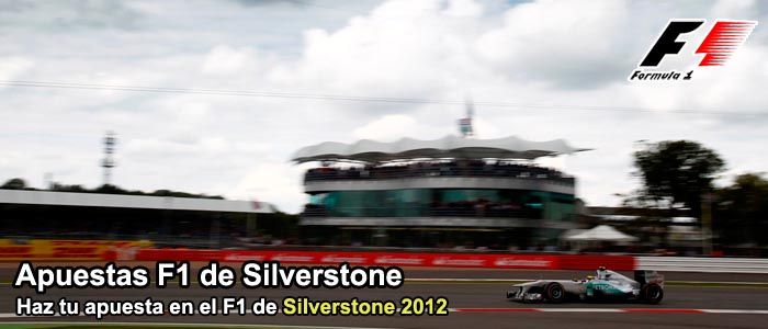 Apuestas F1 de Silverstone