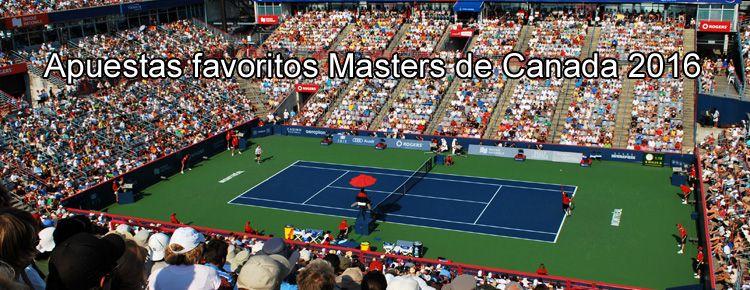 Apuestas favoritos Masters de Canada 2016