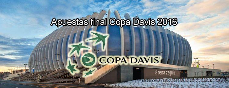 Apuestas final Copa Davis 2016