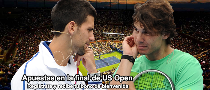 Apuestas en la final de US Open 2013