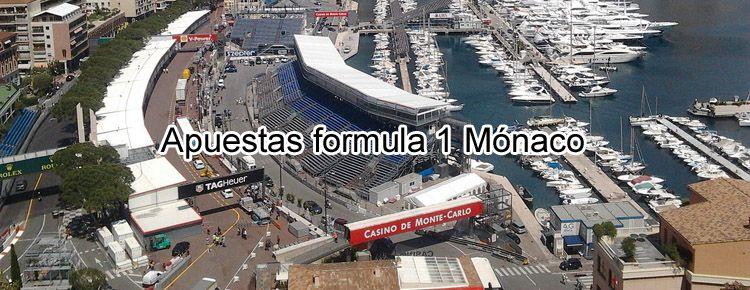 Apuestas formula 1 Mónaco