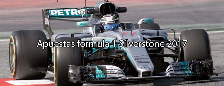 Apuestas Fórmula 1 Silverstone