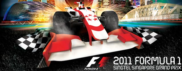 Apuestas Fórmula 1 (GP Singapur)