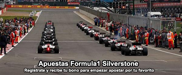 Apuestas Formula1 Silverstone