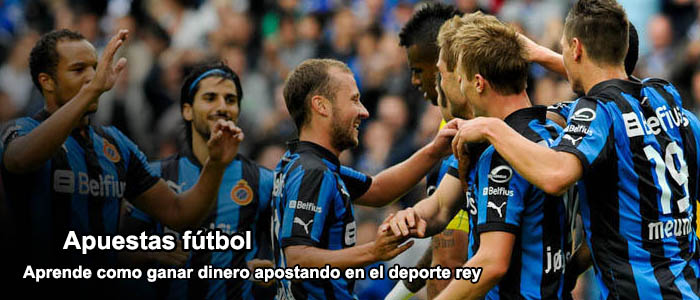 Apuestas fútbol 2013
