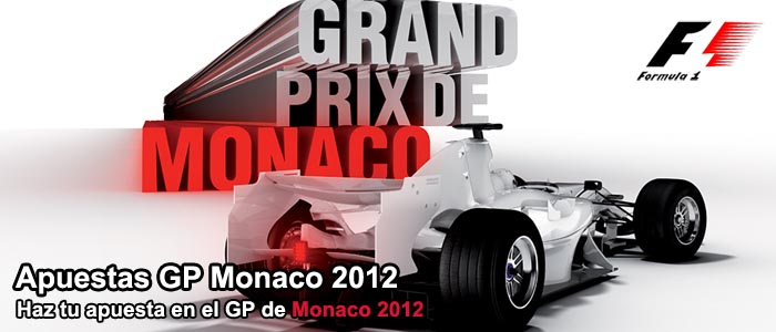 Apuestas GP Monaco 2012