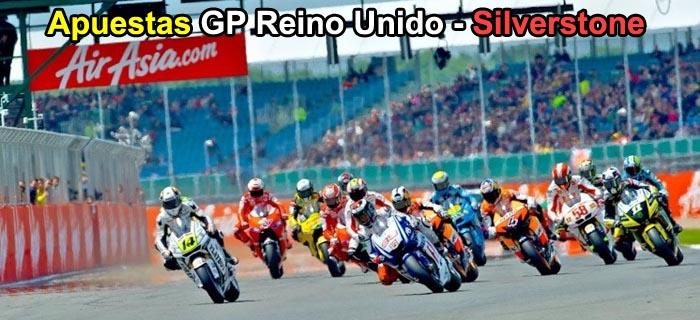 Apuestas GP Reino Unido - Silverstone