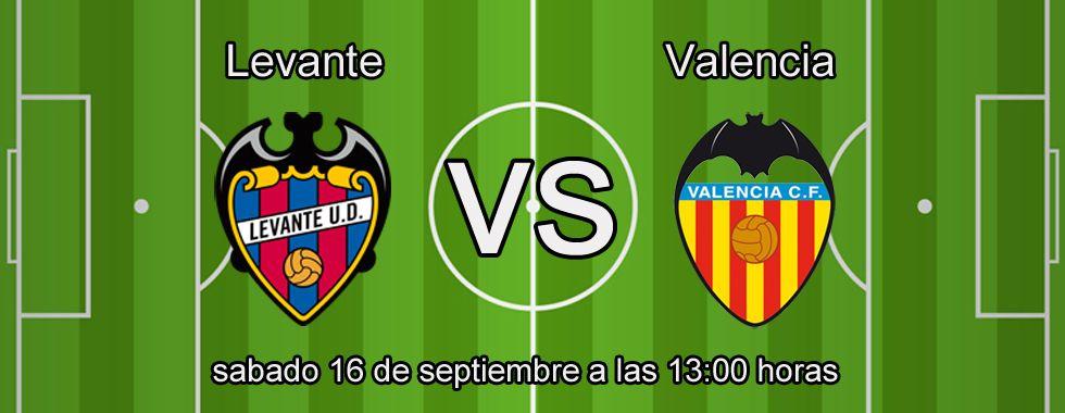 Previa y apuestas: Levante - Valencia