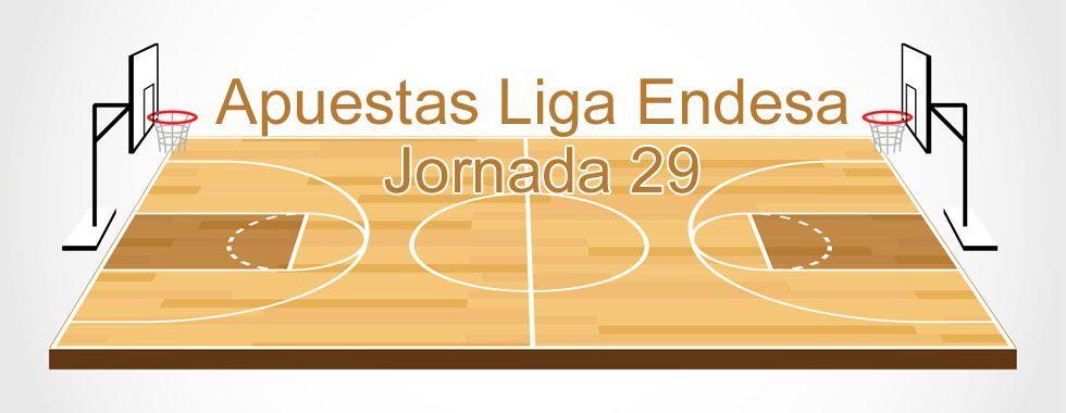 Previa de la jornada 29 de la Liga Endesa 2018