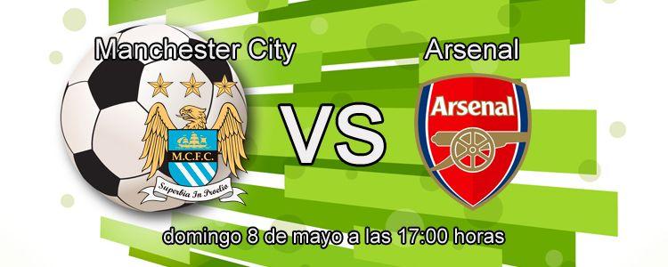 Consejos para apostar en el partido Manchester City - Arsenal