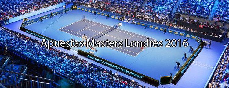 Apuestas Masters Londres 2016