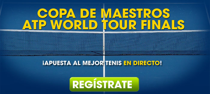 Apuesta con William Hill en el Masters de Londres