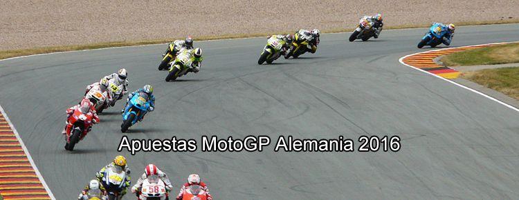 Apuestas MotoGP Alemania 2016