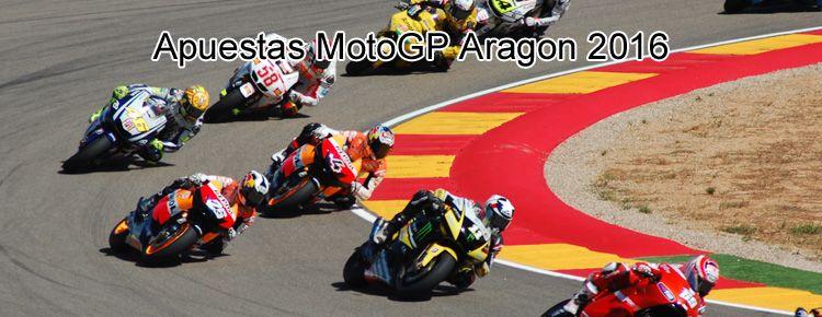 Apuestas MotoGP Aragon 2016