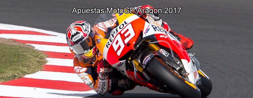 Apuestas MotoGP Aragón 2017