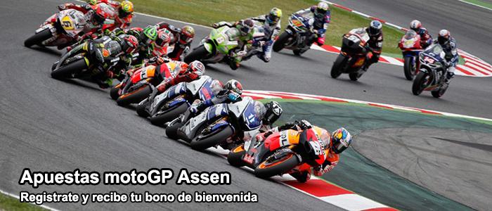 Apuestas motoGP Assen 2013