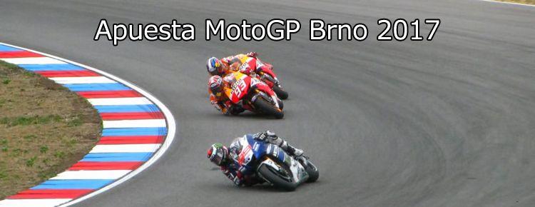 Apuesta MotoGP Brno 2017