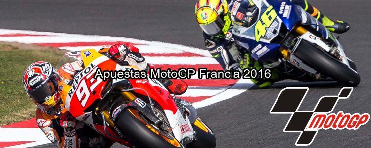 Apuestas MotoGP Francia 2016