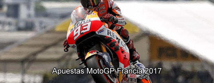 Apuestas MotoGP Francia 2017