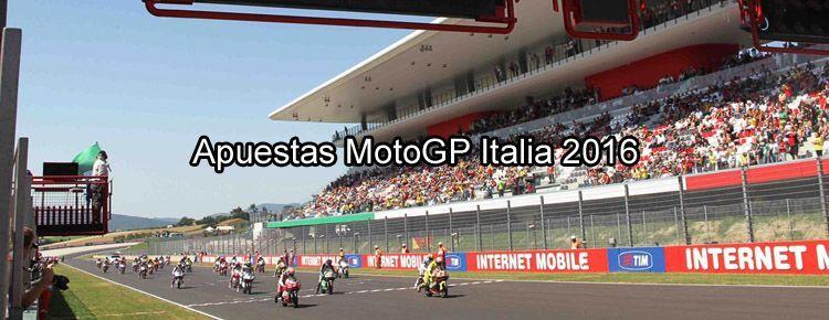 Apuestas MotoGP Italia 2016