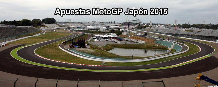 Apuestas MotoGP Japón 2015