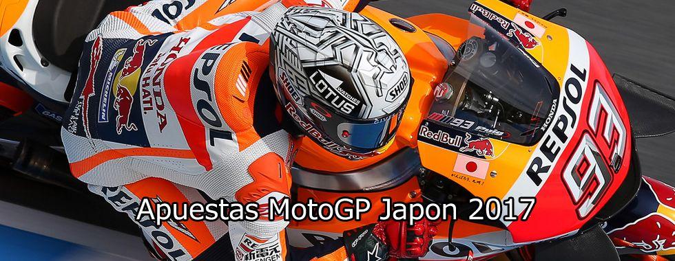 Apuestas MotoGP Japón 2017