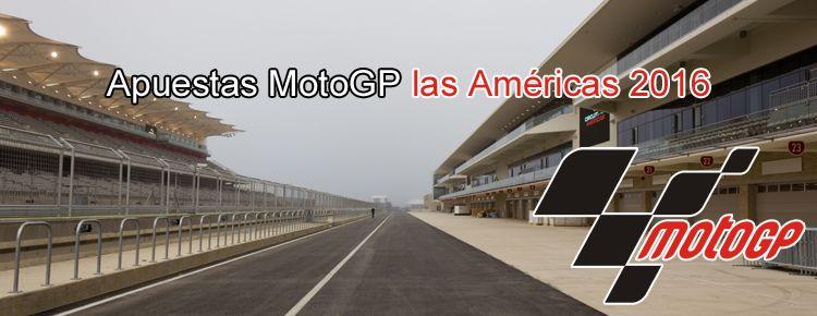 Apuestas MotoGP las Américas 2016
