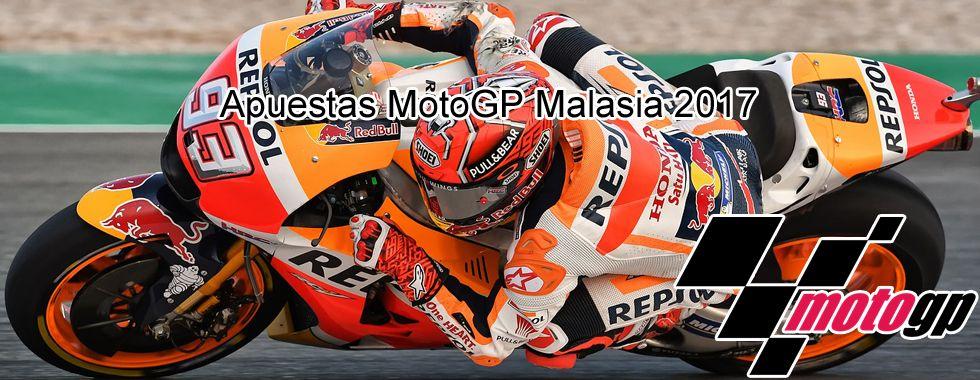 Apuestas MotoGP Malasia 2017