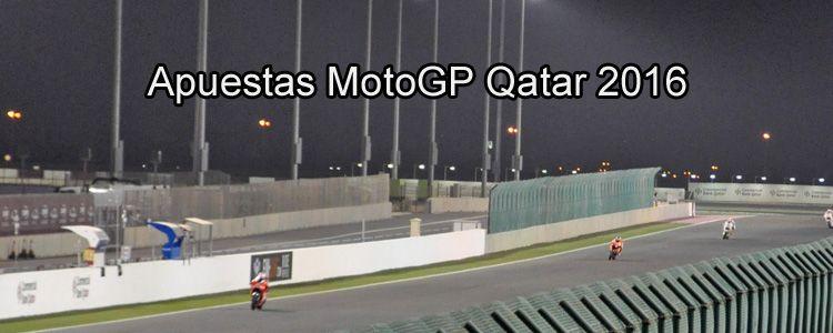 Apuestas MotoGP Qatar 2016