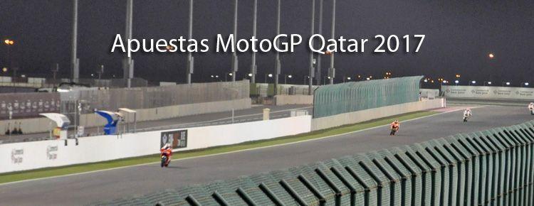 Apuestas MotoGP Qatar 2017