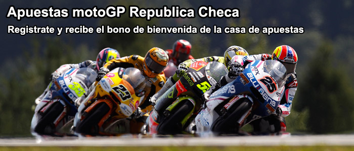 Apuestas motoGP Republica Checa