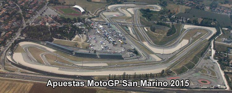 Apuestas MotoGP San Marino 2015