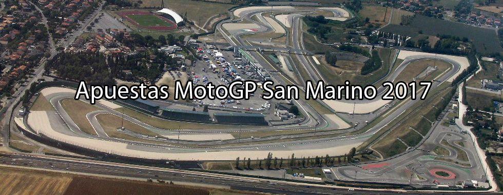 Apuestas MotoGP San Marino 2017
