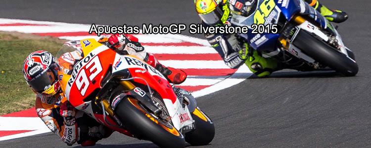 Apuestas MotoGP Silverstone 2015