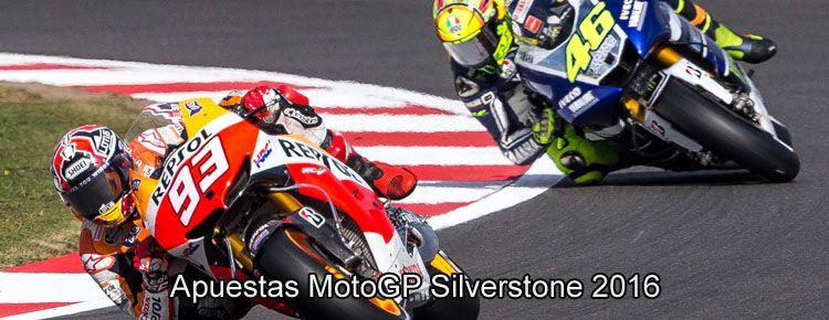 Apuestas MotoGP Silverstone 2016
