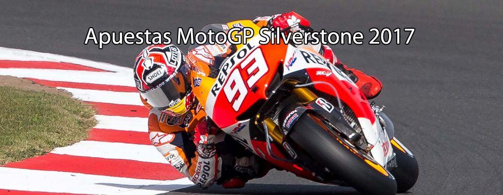 Apuestas MotoGP Silverstone 2017