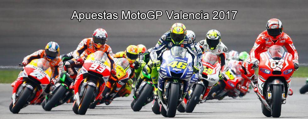 Apuestas MotoGP Valencia 2017