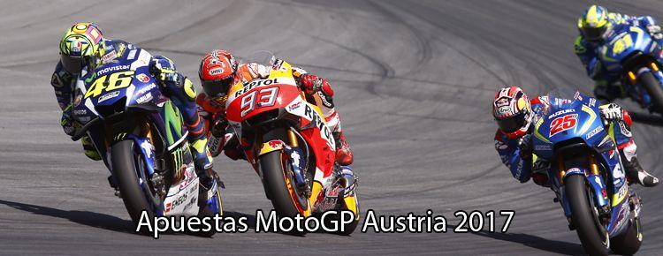 Apuestas MotoGP Austria 2017