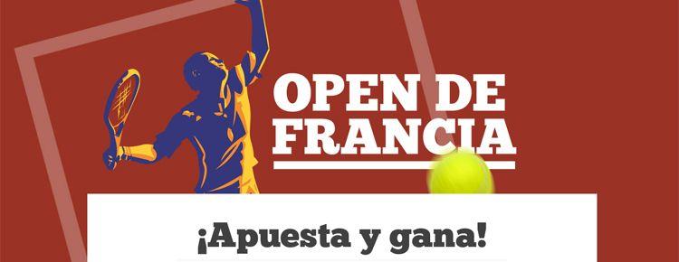 Apuestas Open de Francia 2017