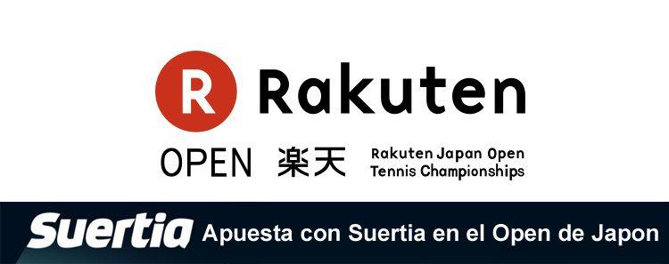 Apuesta con Suertia en el Open de Japón 2015