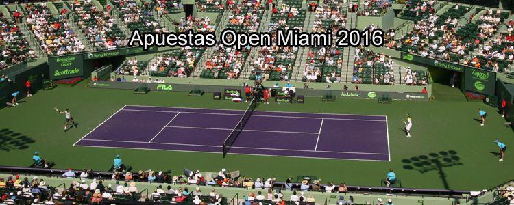 Apuestas Open Miami 2016