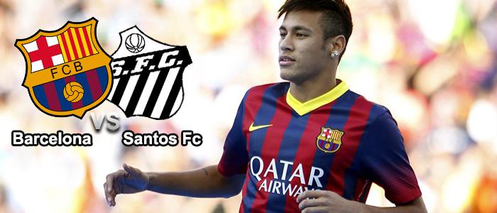 Apuestas partido de Barcelona vs Santos Fc
