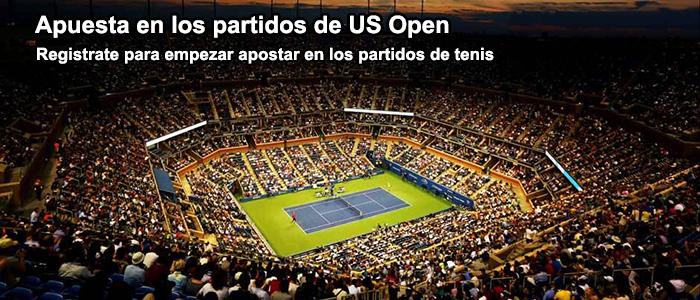 Apuesta en los partidos de US Open